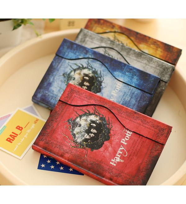 Harry Potter Defter