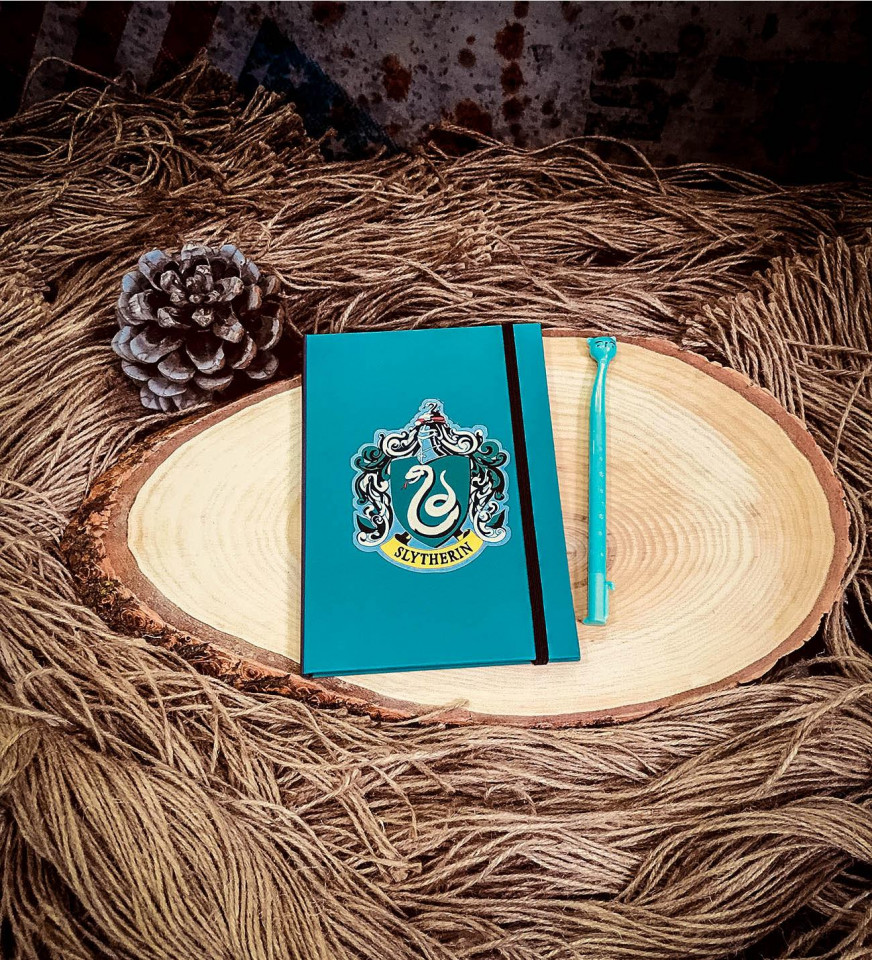 Slytherin Defter