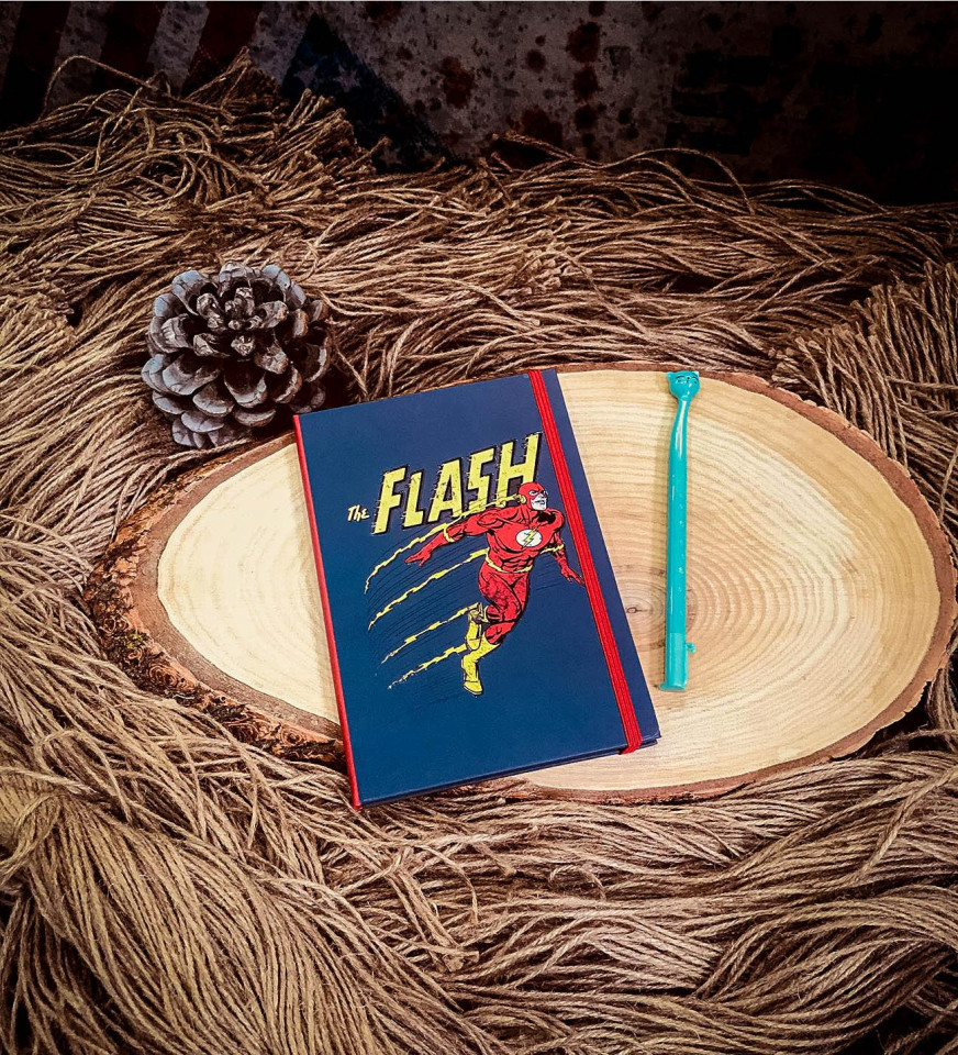 The Flash Not Defter